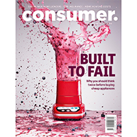Cover of Consumer NZ magazine April-May 2021 issue.