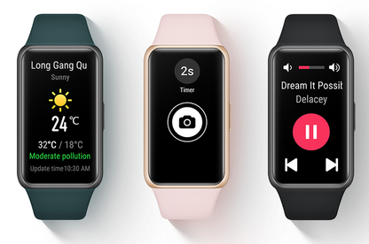 Product photo of Huawei Band 6.