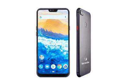 Photograph of Teracube 2e smartphone.