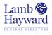 Lamb & Hayward logo