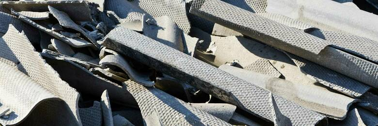 Asbestos cement hero