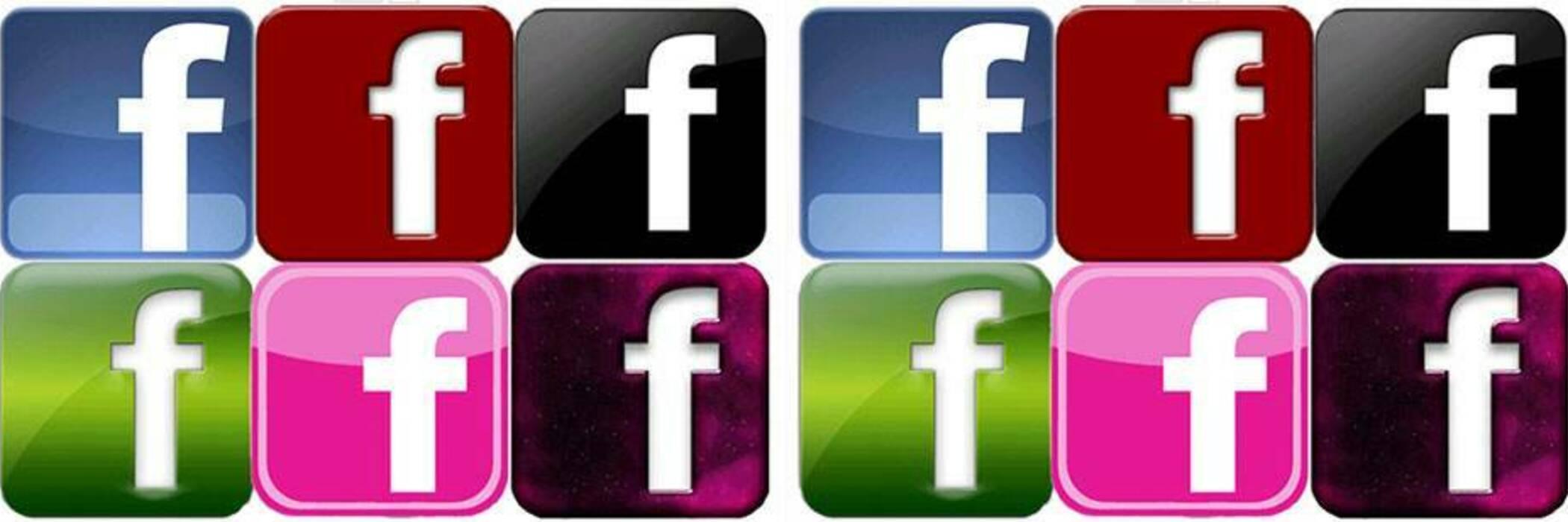 Facebook colour scam hero