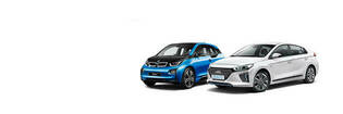 BMW i3 and Hyundai Ioniq