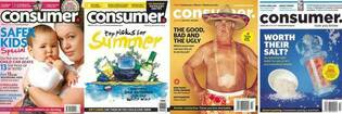 Consumer magazine covers from the 2010s.