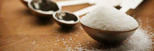 Tablespoon of sugar