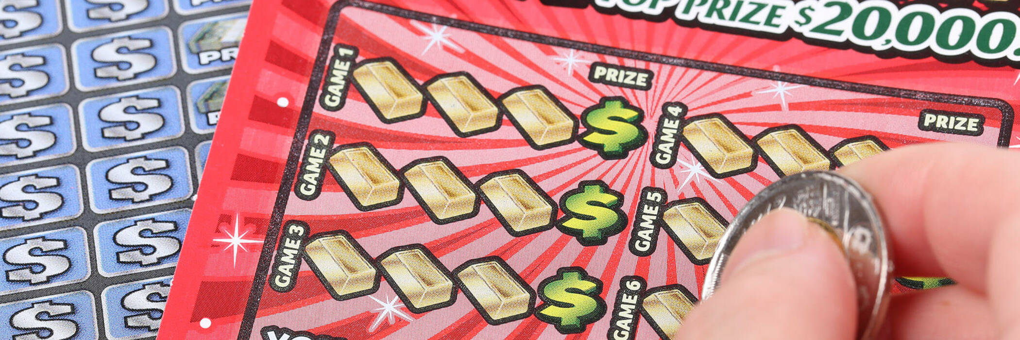 scratchie lottery ticket