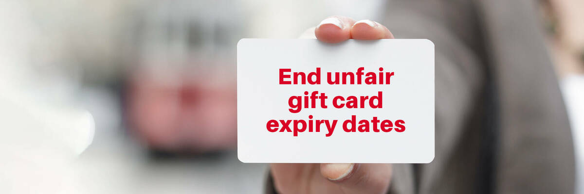 End unfair gift card expiry dates hero