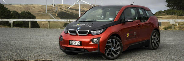 First Look: BMW i3 - Consumer NZ