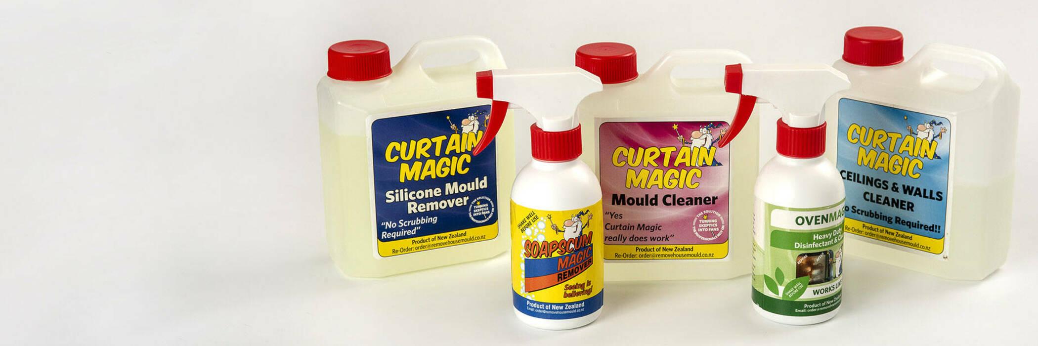 Curtain Magic products