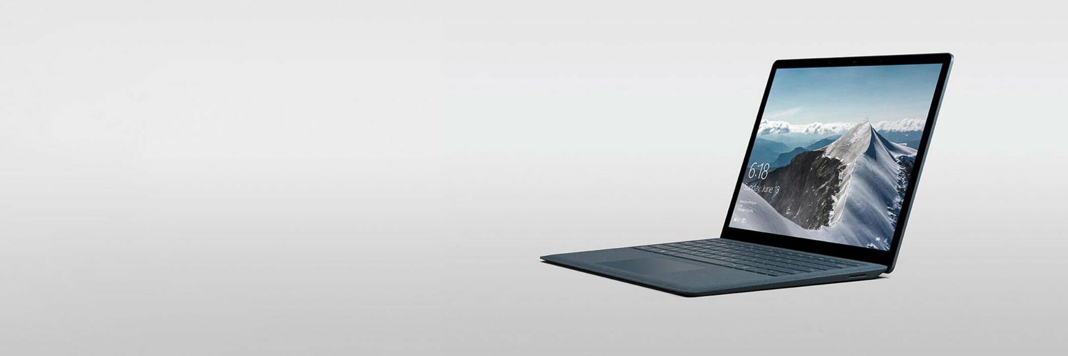 Surface Laptop in Cobalt Blue