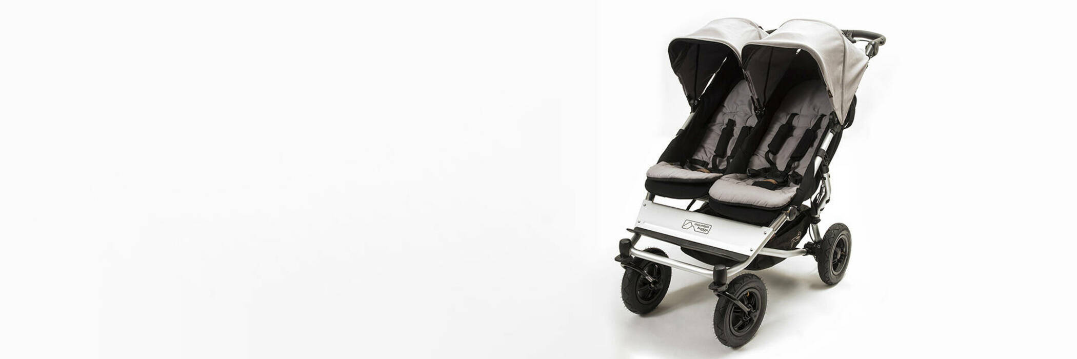Mountain Buggy Duet 2017 stroller