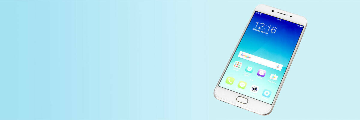 First Look: Oppo R9s