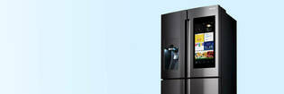Samsung Family Hub smart fridge-freezer