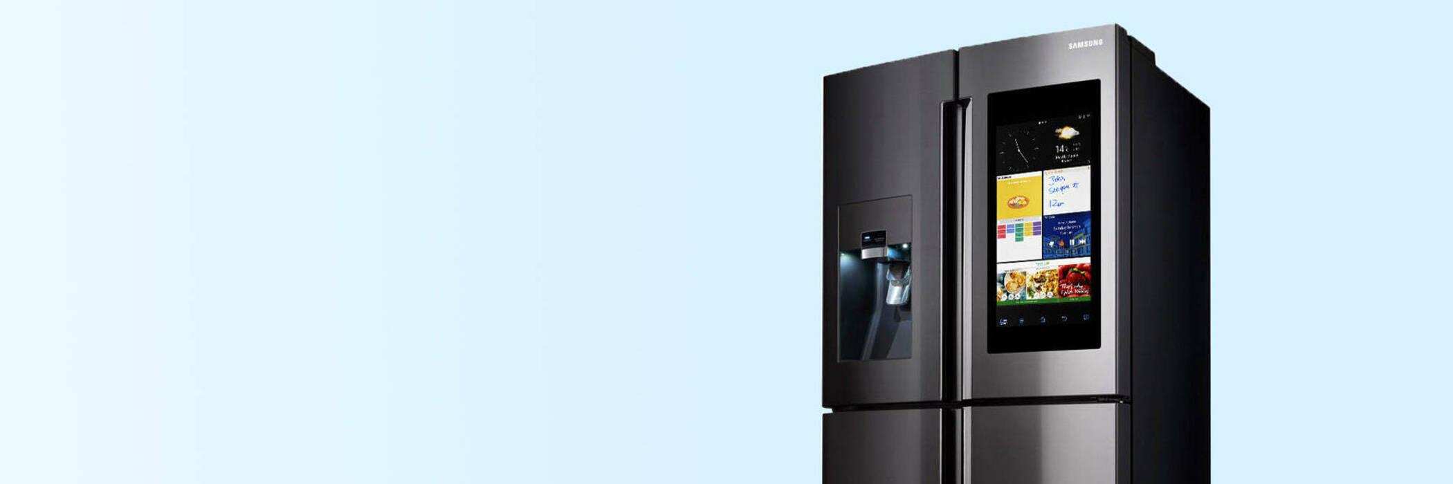 Samsung Family Hub smart fridge-freezer