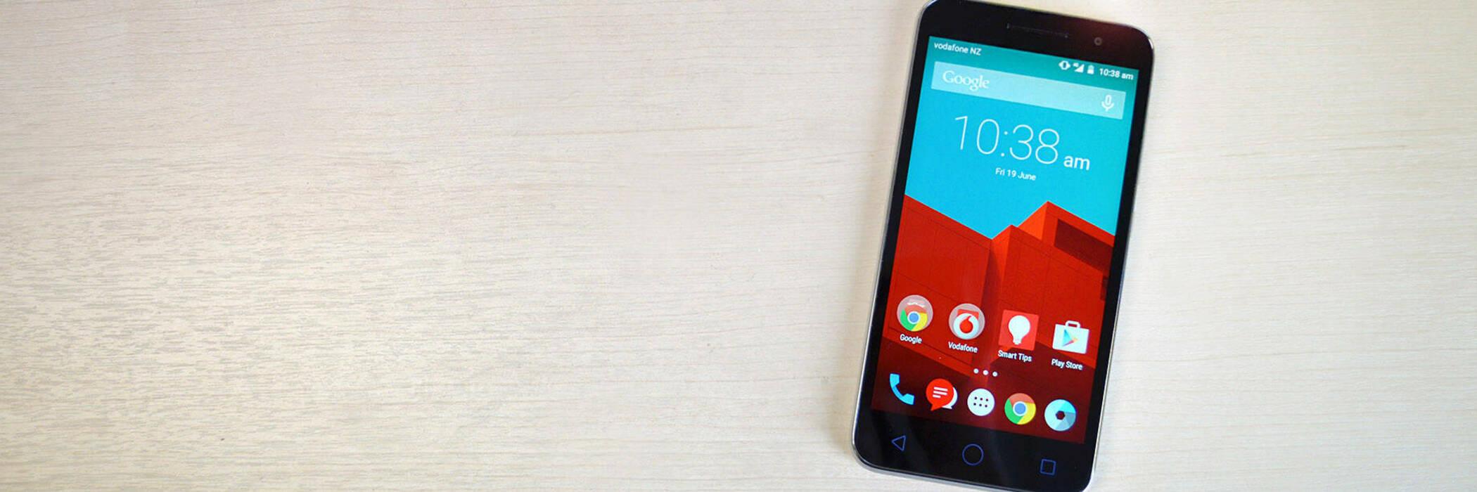 Vodafone smart prime 6 hero3