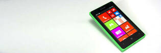 First look windows lumia 435 hero