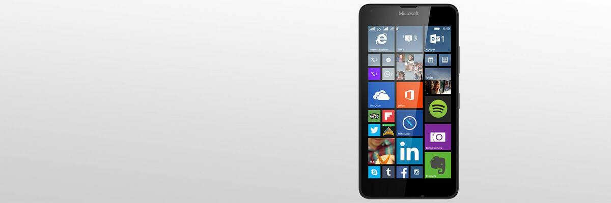 Lumia 640 lte hero