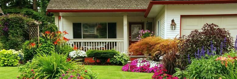 Garden house boundary hero