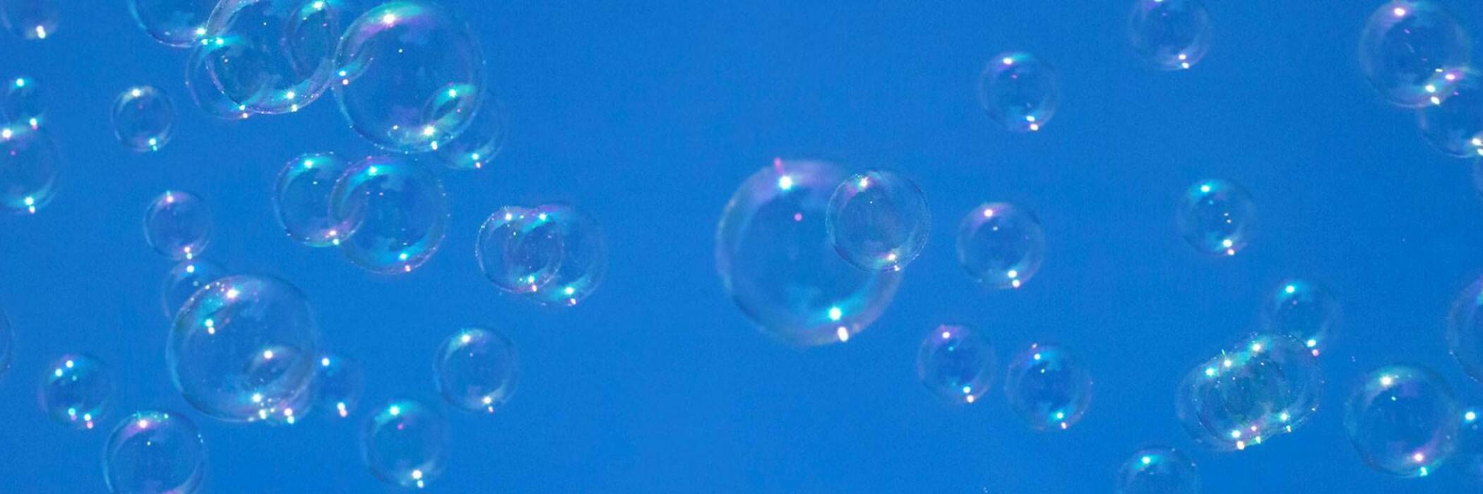 Bubbles hero