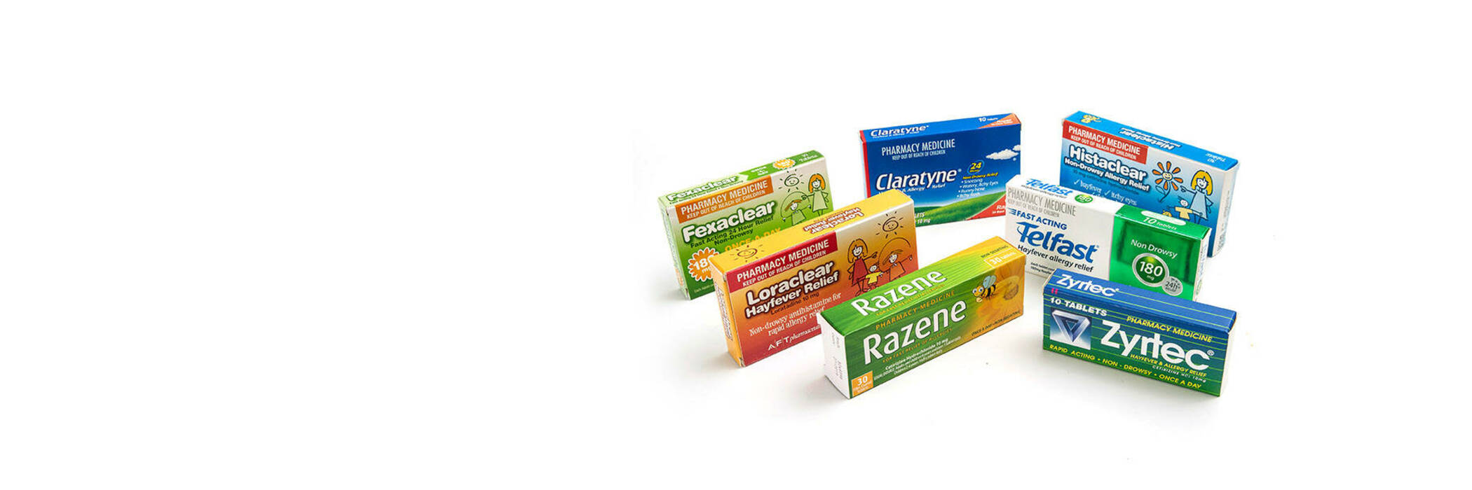 antihistamine products