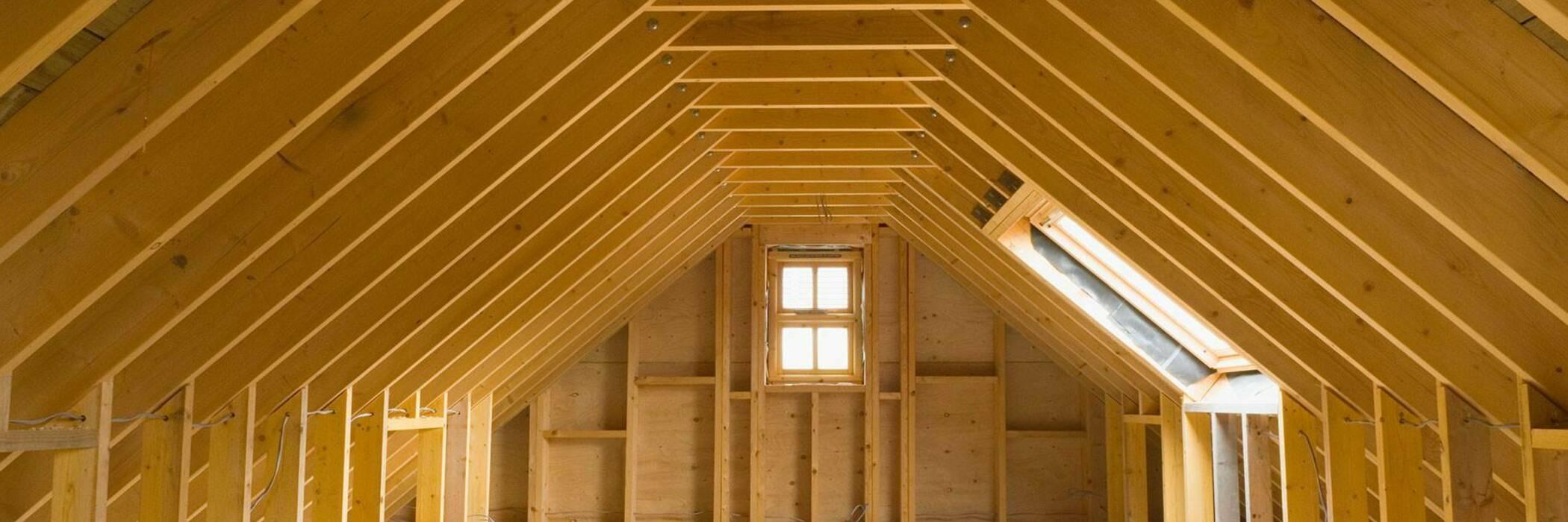 Home maintenance interior maintenance roof space hero