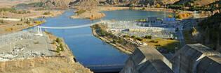 New electricity retailers: Benmore dam
