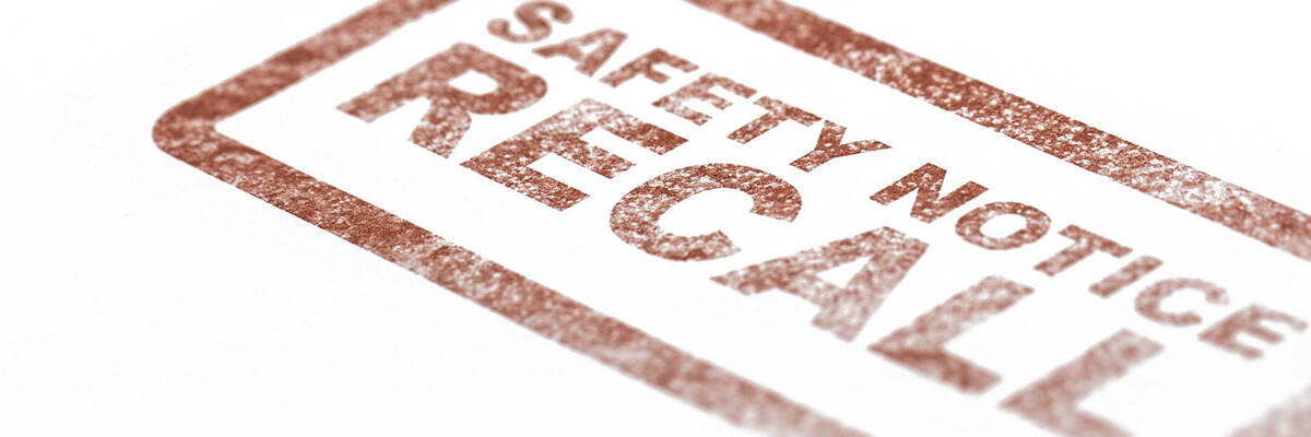 Opinion: The problem with product safety recalls