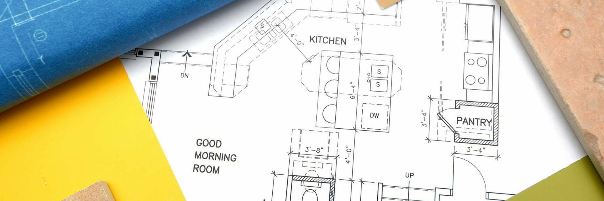 Renovation planning and designs hero