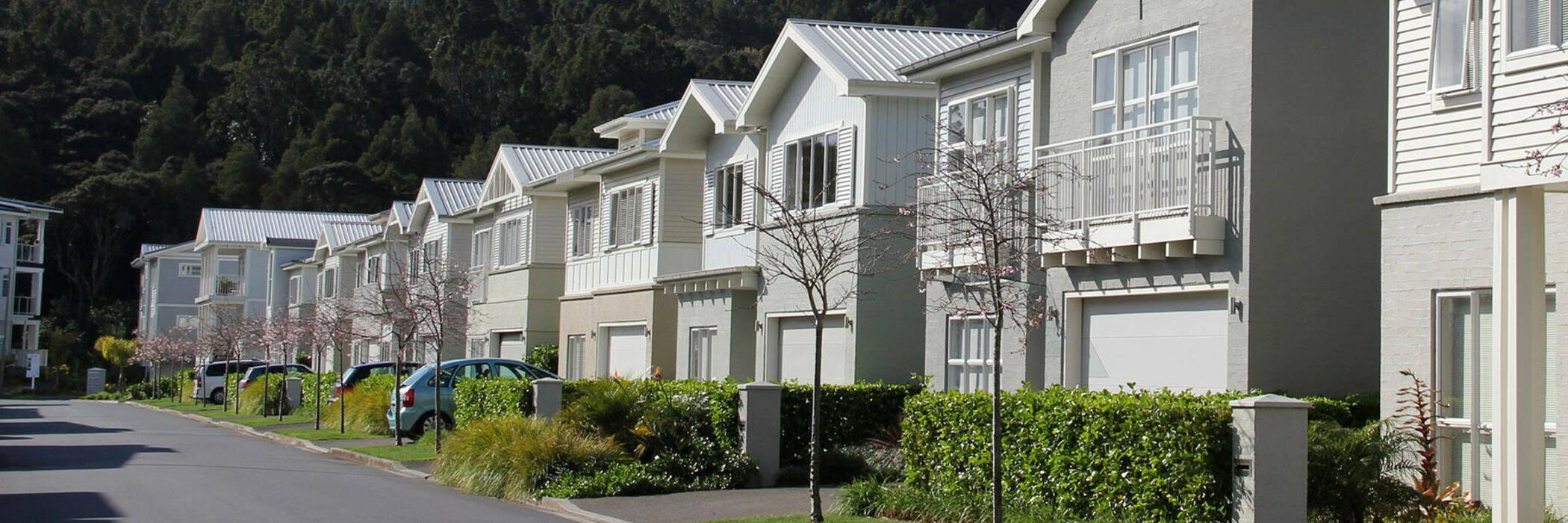 Rental properties
