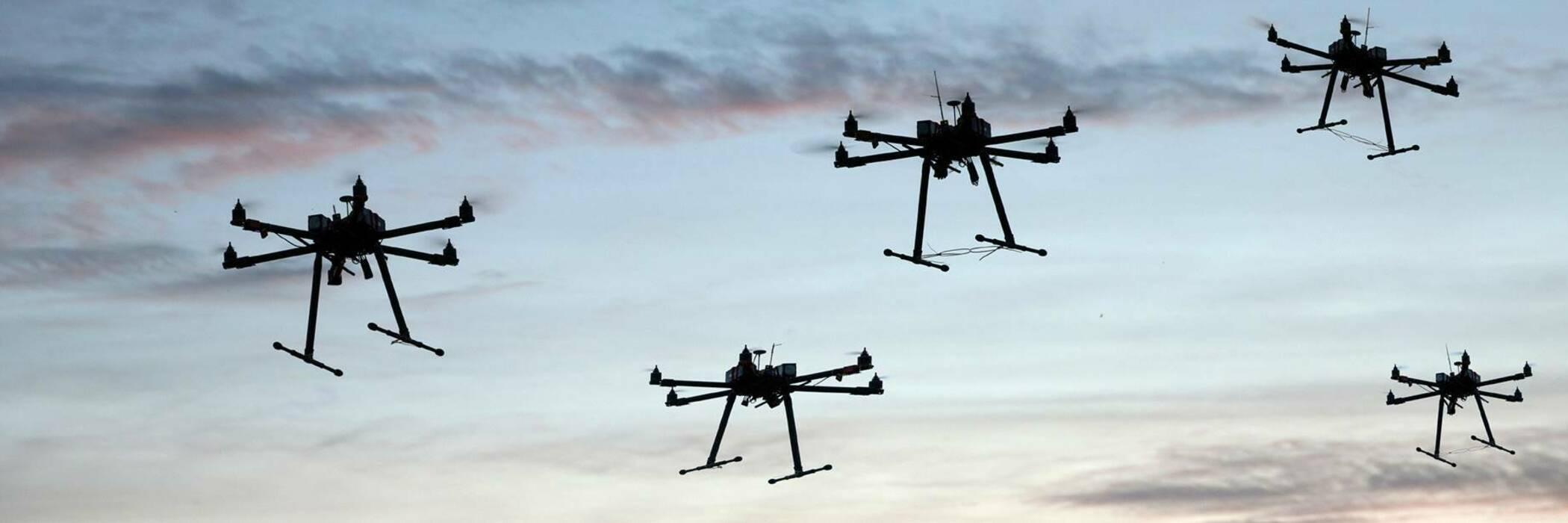 Drones hero
