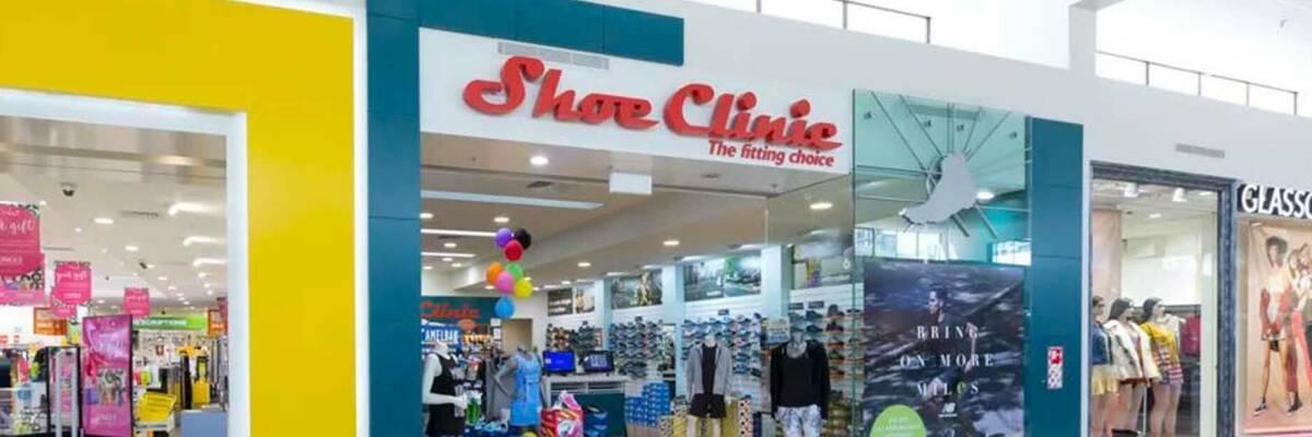 19jul shoe clinic consumer trusted five years hero