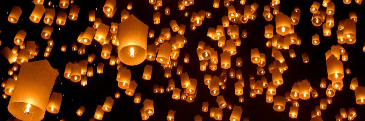 Lanterns hero