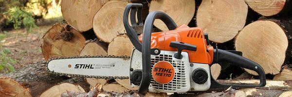 Stihl chainsaw trial: battery-electric vs petrol - Consumer NZ