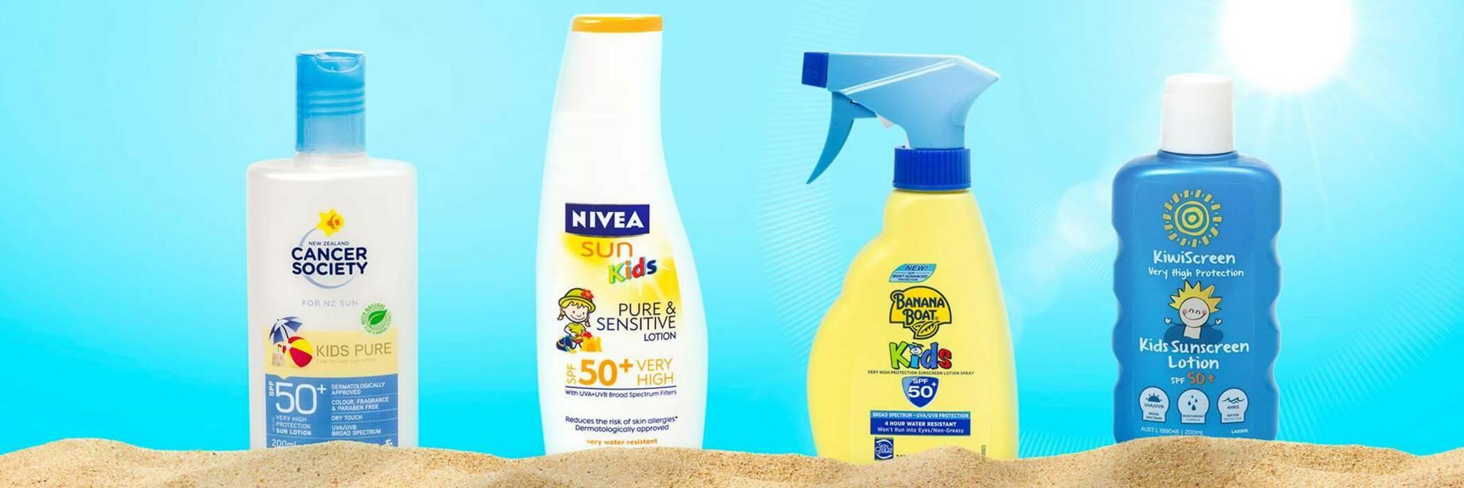 Sunscreen hero