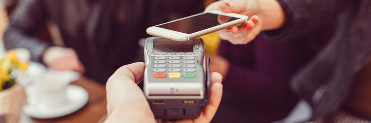 paying by phone