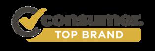 Consumer NZ Top Brand.
