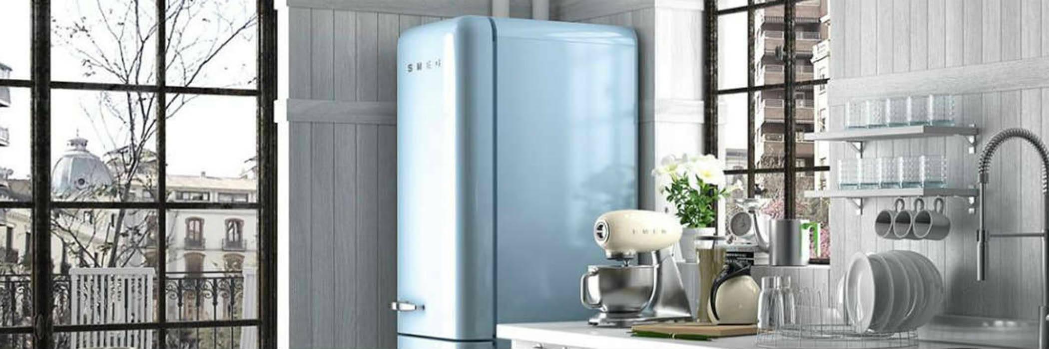 kictchen-with-smeg-fridge-freezer