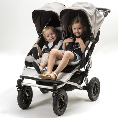 Duet Single Mountain Buggy Storm Cover Fits v3 2017+