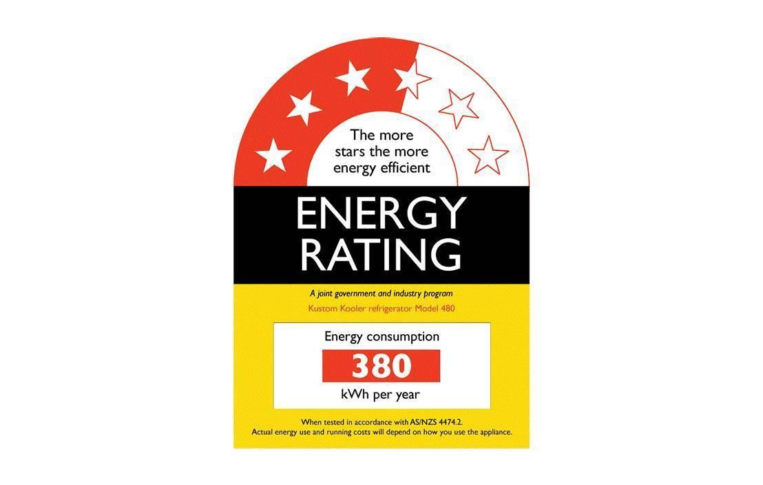 Appliance maintenance energy