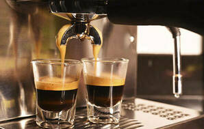 Espresso machines plp promo