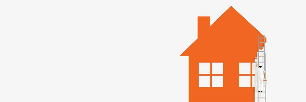 Building renovating maintenace social hero