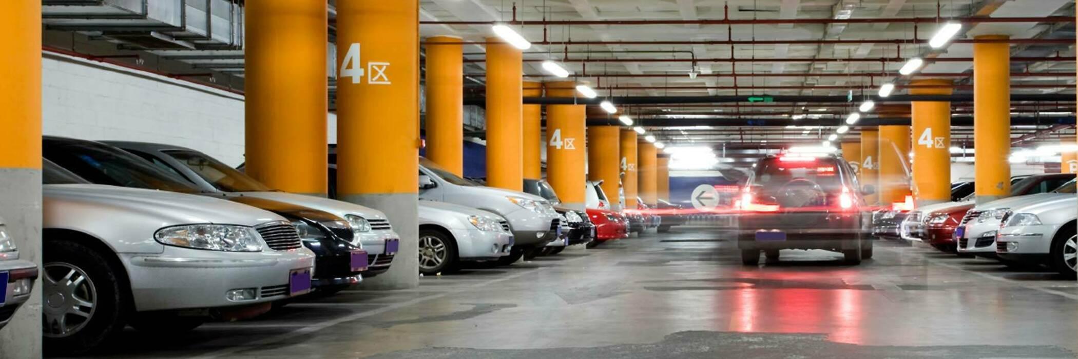 covered carpark