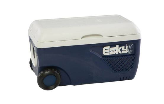 65L Ice King Hard Cooler with Wheels
