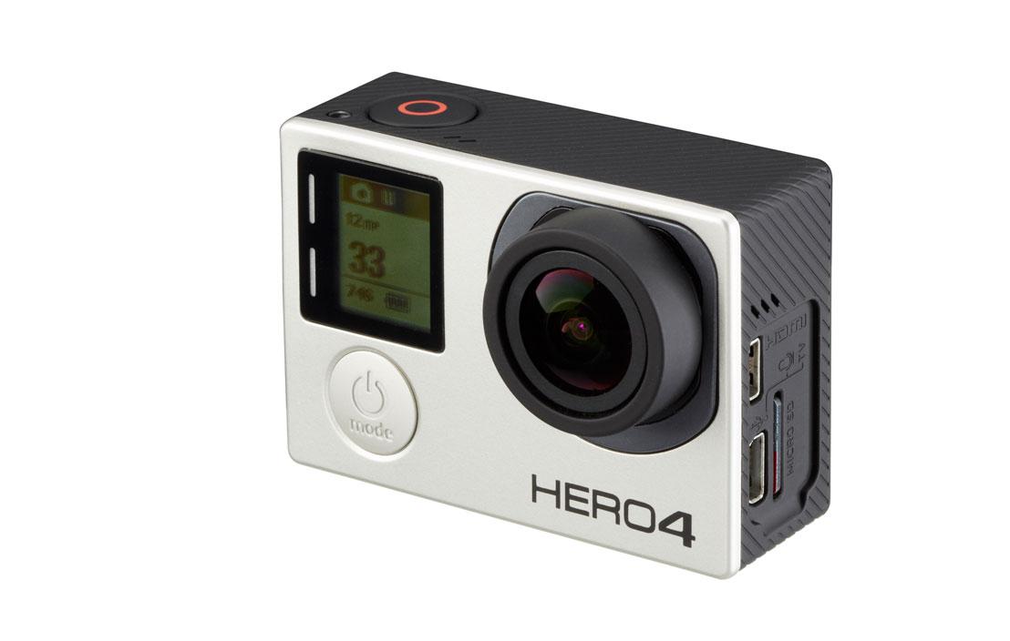GoPro Hero4 Black Standard Edition