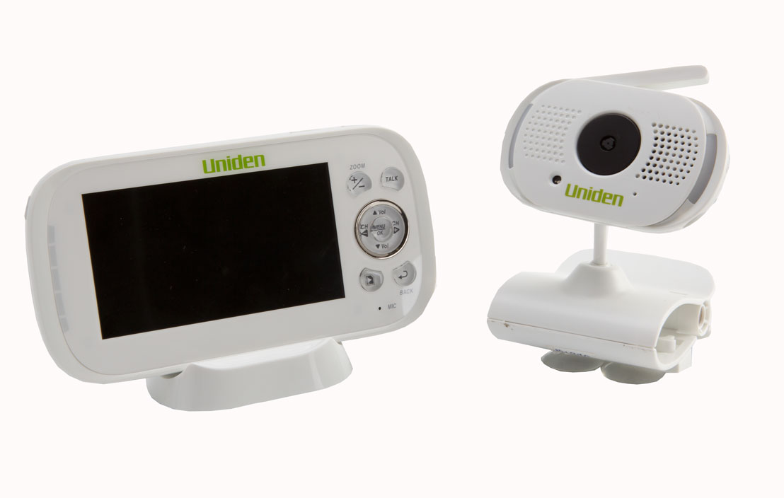 Uniden Digital Wireless  Baby Video Monitor BW3101
