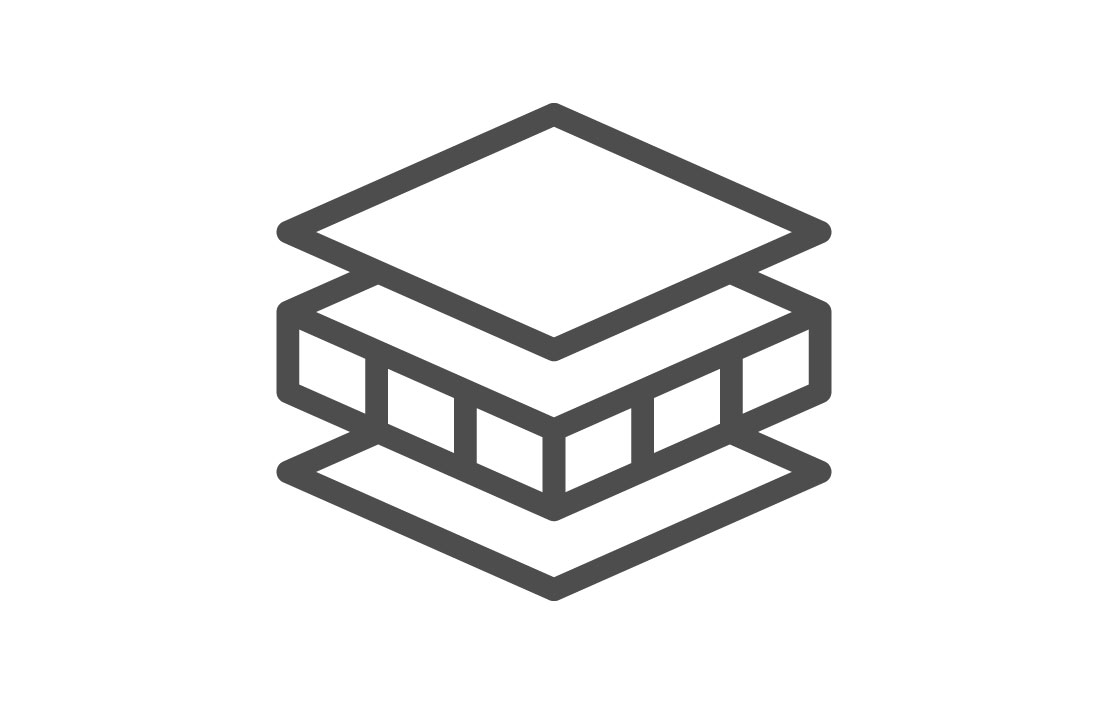 Earthwool glasswool R-3.2 Skillion Ceiling Insulation