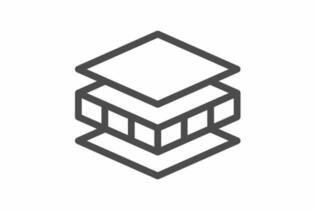 Ceiling Blanket/Roll Form R2.4