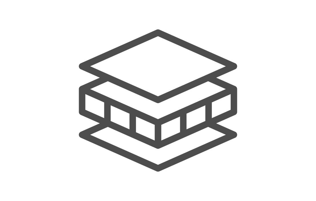 GreenStuf R2.9 Ceiling Pads