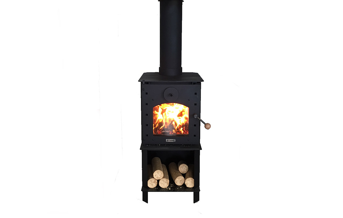 Warmington studio stove