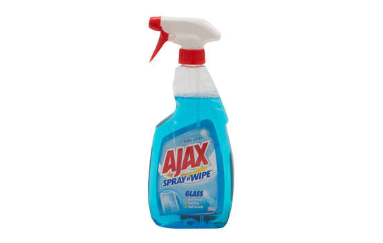Spray n' Wipe Glass